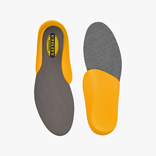 PLANTARE EVERY, GREY/YELLOW, medium