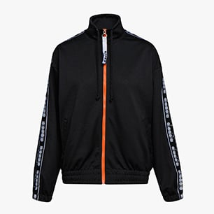 L. TRACK JACKET TROFEO, BLACK, medium