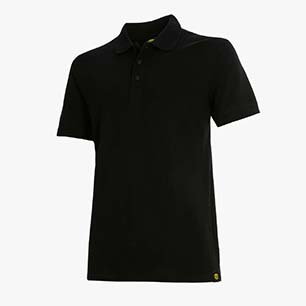 POLO MC ATLAR II, BLACK, medium