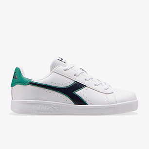 GAME P GS, WHITE/GREENLAKE, medium