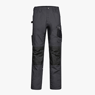 PANT. TOP PERF. ISO 13688:2013, BLACK COAL, medium