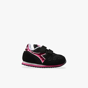 SIMPLE RUN TD GIRL, BLACK, medium