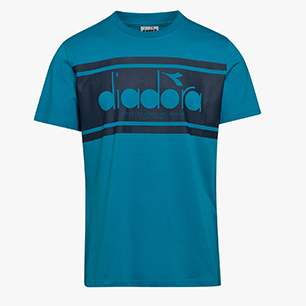 T-SHIRT SS SPECTRA, MOSAIC BLUE, medium