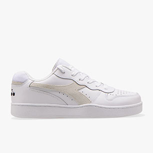 MI BASKET LOW, BLANC, medium