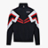 TRACK JACKET MVB, BLACK/RED CAPITAL, swatch