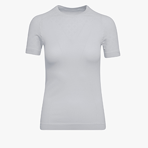 L. SS T-SHIRT ACT, BIANCO OTTICO, medium