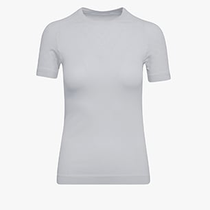 L. SS T-SHIRT ACT, OPTICAL WHITE, medium