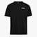 SS T-SHIRT PLUS BE ONE, SCHWARZ, swatch