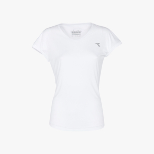L. T-SHIRT TEAM, OPTICAL WHITE, medium