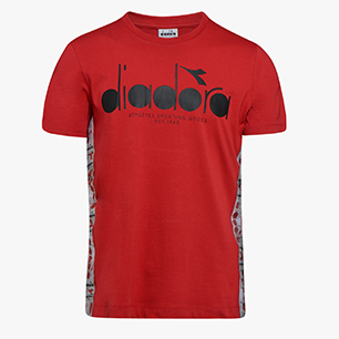 T-SHIRT SS 5PALLE OFFSIDE, RED CAPITAL, medium