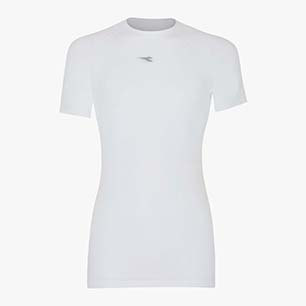 SS T-SHIRT ACT, BIANCO OTTICO, medium