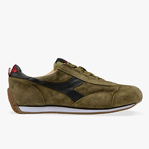 EQUIPE S SW 18, BURNT OLIVE GREEN/BLACK, medium