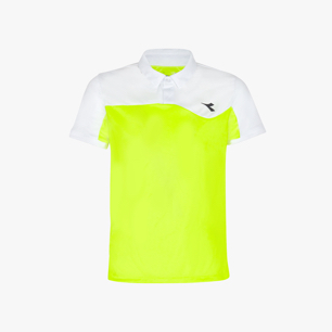 J. POLO COURT, YELLOW, medium