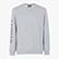 SWEATSHIRT FALCON, LIGHT MIDDLE GREY MELANGE , swatch