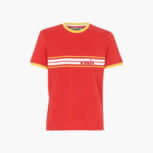 SS T-SHIRT JS OG, FERRARI RED ITALY, medium