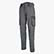PANT STAFF CARGO, STEEL GREY, swatch