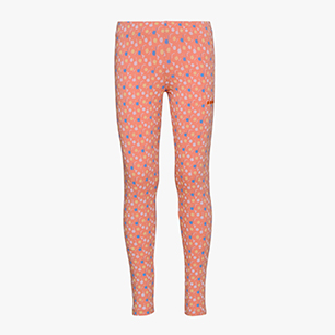 G.LEGGINS 5PALLE, RED EMBERGLOW, medium