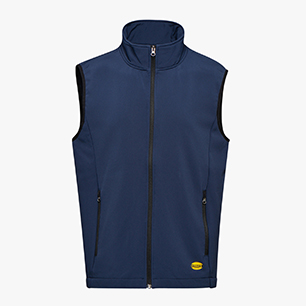SHELL VEST LEVEL ISO 13688:2013, KLASSISCH BLAU, medium
