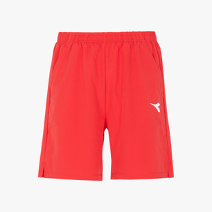 SHORT COURT, TOMATO RED, medium