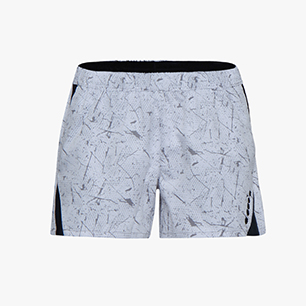 L. SHORTS, SCRATCH WHT/VAPOR BLUE/SILVER, medium