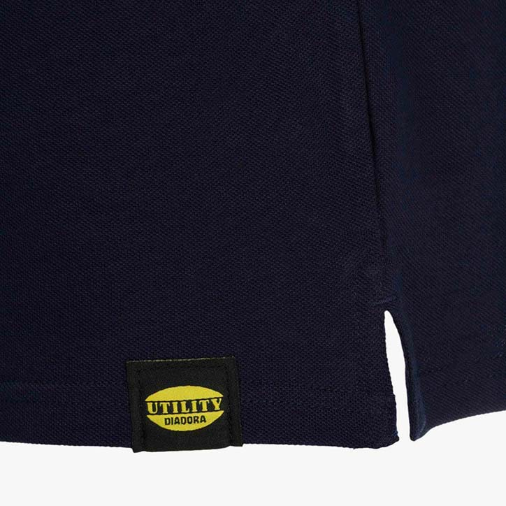 POLO ML ATLANTIS II, CLASSIC NAVY, large