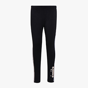 JG.LEGGINGS 5PALLE, BLACK, medium