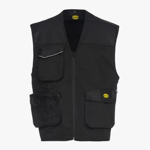 VEST MOVER, BLACK, medium