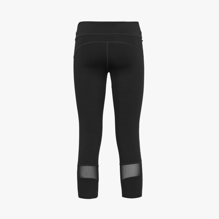 L.6/8 PANTS, BLACK, large