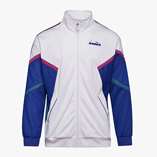 TRACK JACKET OFFSIDE, OPTICAL WHITE, medium