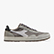 B.ORIGINAL H SUEDE STONE WASH, RAIN GRAY/WHITE, swatch