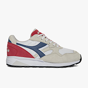 N902 S, WHITE/TRUE NAVY/GERANIUM, medium
