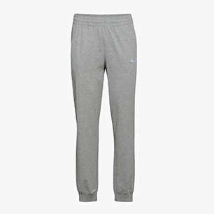 CUFF PANTS CORE LIGHT, LIGHT MIDDLE GREY MELANGE , medium