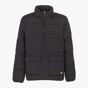 PADDED JACKET ONLY ISO 13688:2013, BLACK, medium