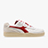 MI BASKET LOW PAURA, WHITE/TRUE RED, swatch