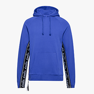 HOODIE TROFEO, IMPERIAL BLUE, medium