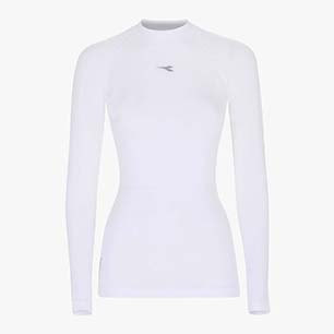 L.TURTLE NECK ACT, OPTICAL WHITE, medium