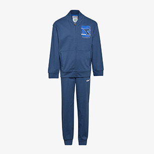 JU. TRACKSUIT ELEMENTS, AZUL BANDERÍN, medium