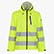 SOFTSHELL HV ISO 20471:2013 3RD CAT., JAUNE FLUORESCENT, swatch