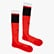 SOCKS OVER THE CALF, FERRARI RED, swatch