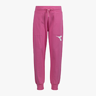 JU.CUFF PANTS FREGIO, PINK PASSION, medium