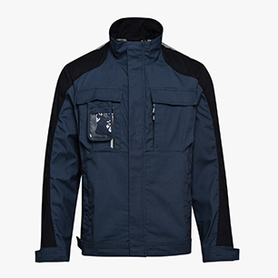 WORKWEAR JKT TECH ISO 13688:2013, DENIM BLUE, medium