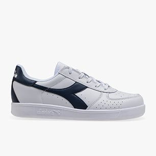 B.ELITE GS, WHITE/BLUE DENIM/BLUE DENIM, medium