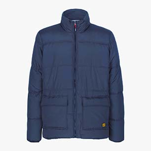 PADDED JACKET ONLY ISO 13688:2013, BLUE CORSAIR, medium
