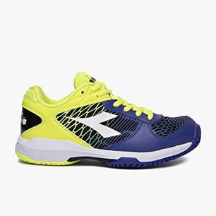 SPEED COMPETITION + Y, ROYAL/WHITE/YELLOW FLUO, medium