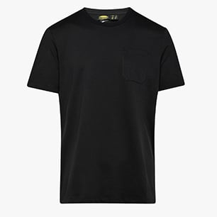 T-SHIRT INDUSTRY, NEGRO, medium