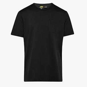 T-SHIRT INDUSTRY, SCHWARZ, medium