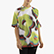 FLOWERS SHORT SLEEVE T-SHIRT AOP, OPTICAL WHITE/GREEN SPRING, swatch