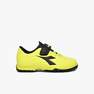 PICHICHI 2 TF JR VE, FL YELLOW DD/BLACK, medium