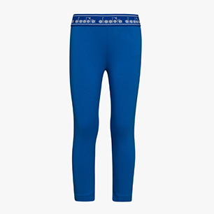 JG. LEGGINGS LOGO MANIA, MICRO AZUL, medium