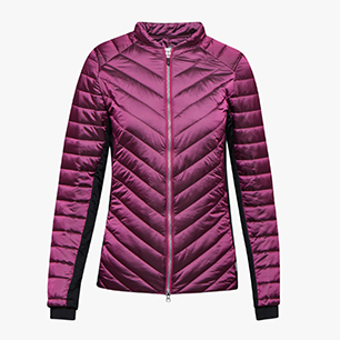 L. JACKET WORKOUT, VIOLET BOYSENBERRY, medium